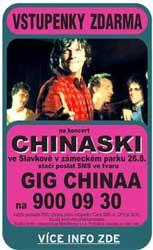 Chinaski (26. 8. 2006)