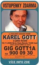 Karel GOTT (19. 11. 2006)