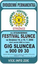 Festival SLUNCE (17. 4. 2006)