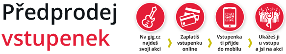 SMS soutěže a vstupenky zdarma, předprodej